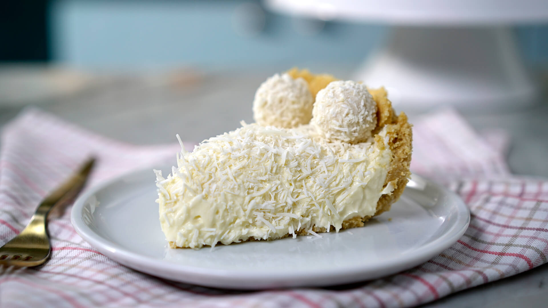 Cheesecake Rafaello